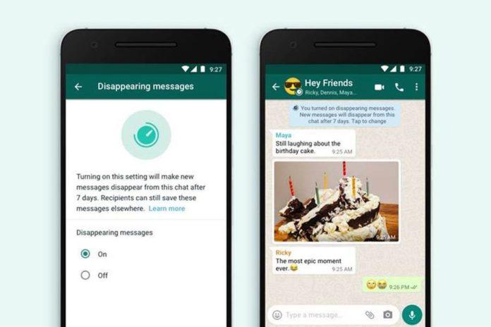 WhatsApp копирует функцию из Telegram