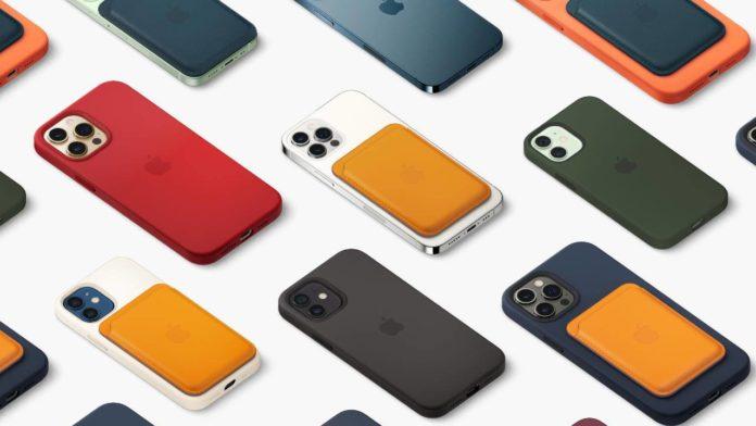 Apple запустила онлайн-сервис для подбора цветов для iPhone 12 и MagSafe-аксессуаров