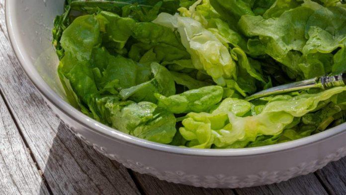 В США вновь произошли отзывы салата ромэн