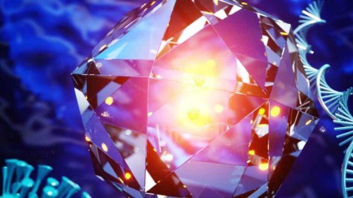 Ученые используют нанобриллианты для улучшения бумажных тестов