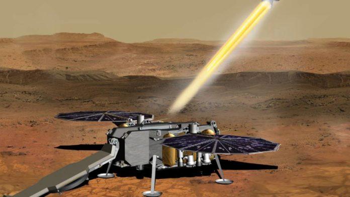 Агентства НАСА и ЕКА готовы к миссии MRS