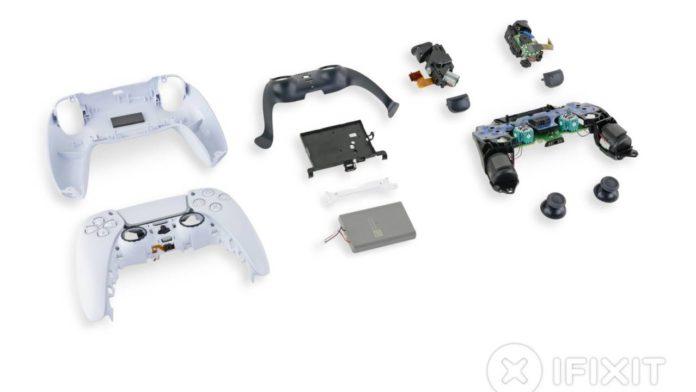 Разборка контроллера DualSense продемонстрировала интересную тенденцию