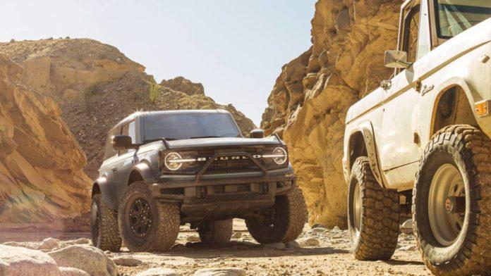 Ford откладывает релиз внедорожника Bronco 2021