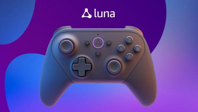 Сервис Amazon Luna приходит на Android