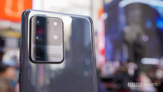 Samsung может разрабатывать мобильную камеру на 600 МП
