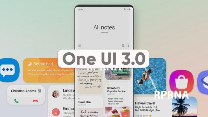 Samsung будет тестировать новую версию оболочки One UI 3.0 на Galaxy S20