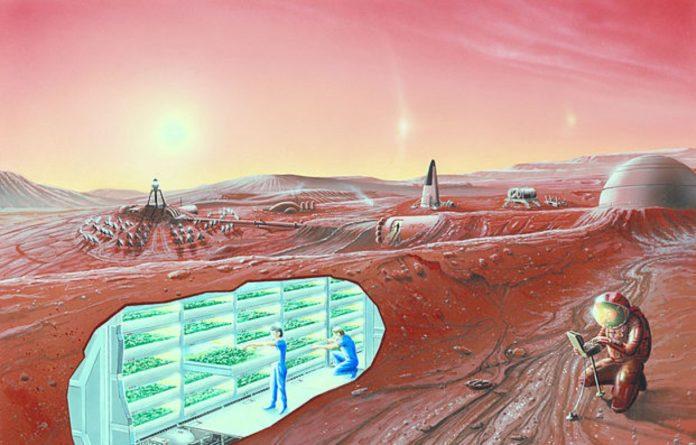 НАСА работает над новым проектом конвертации углерода в кислород на Марсе