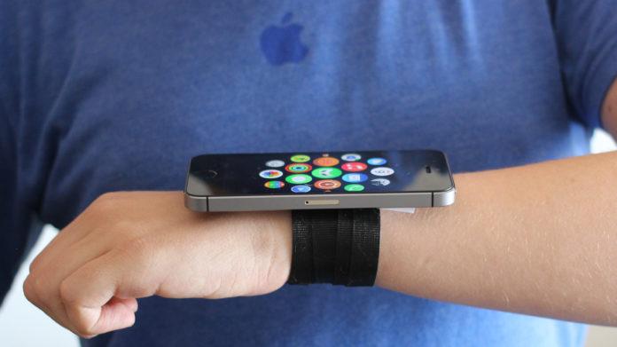 В сети появился самый первый прототип Apple Watch