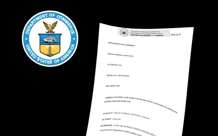 Правительство США внезапно бойкотирует компанию DJI