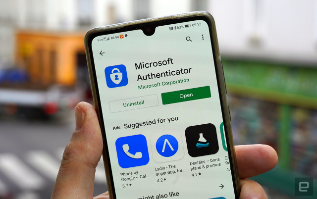 Microsoft Authenticator станет менеджером паролей с возможностью автозаполнения