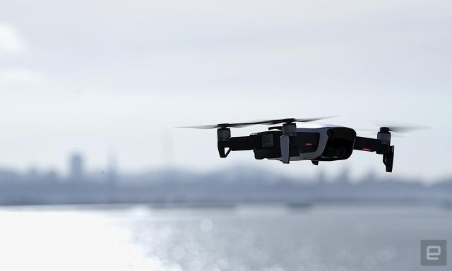 Скоро в Америке дроны станут повсеместным явлением