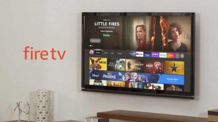 Amazon обновляет интерфейс сервиса Fire TV