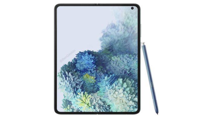 Galaxy Z Fold 3 получит уникальный дизайн для помещения S Pen внутрь себя