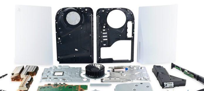 Специалисты iFixit рассказали о PS5 то, чего не рассказала Sony