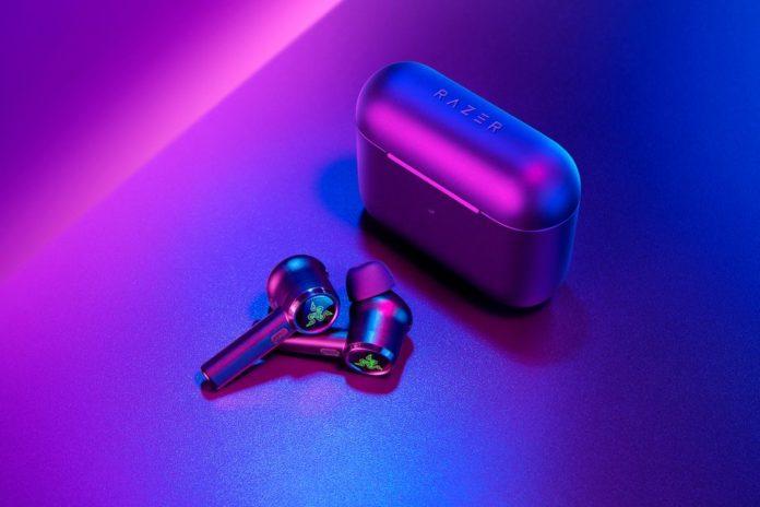 Razer выпустила новые беспроводные наушники