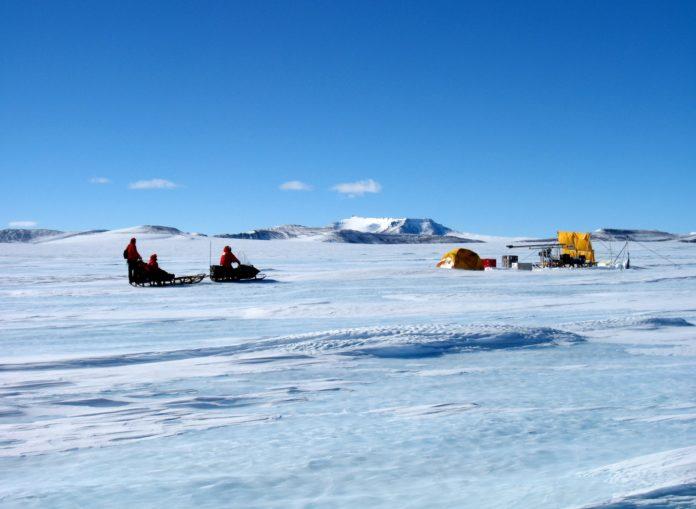 Ученые обнаружили самые древние льдины в Антарктике