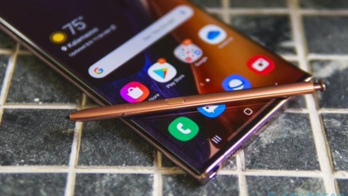 Флагман Galaxy S21 Ultra может получить поддержку S Pen