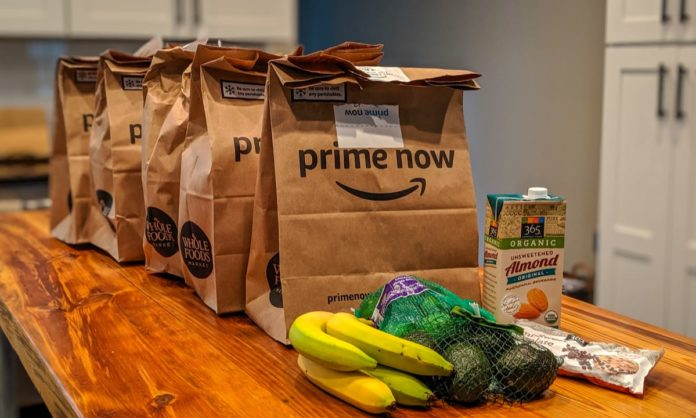 Amazon прекращает поддержку сервиса Prime Pantry