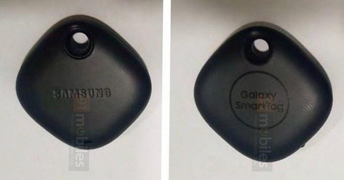 Galaxy SmartTag — трекер потерянных вещей от Samsung
