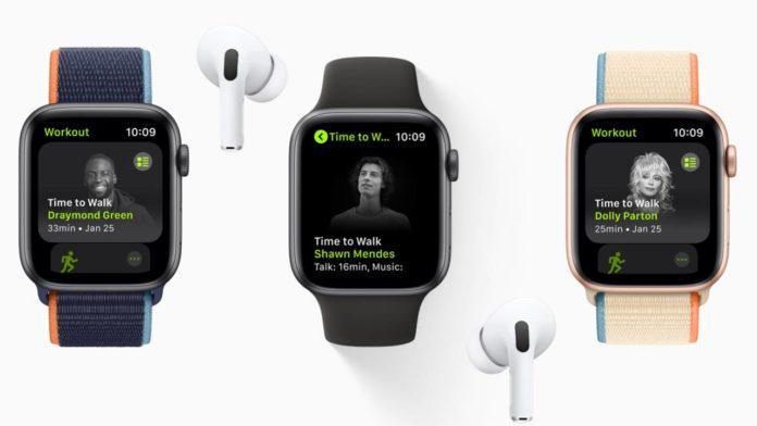 Сервис от компании Apple Time to Talk пополняется новыми подкастами