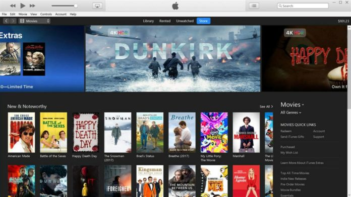 Сервисы Apple Podcasts и Music придут в Microsoft Store