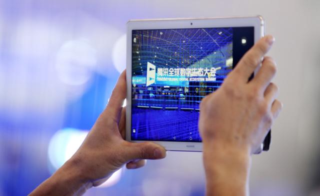 Смартфоны Huawei лишились игр от Tencent