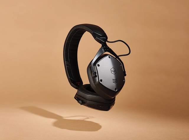 Bluetooth-наушники от V-Moda с шумоподавлением наконец представлены