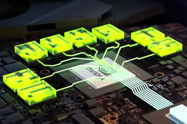 Nvidia тизерит первые ноутбуки с GeForce RTX 30