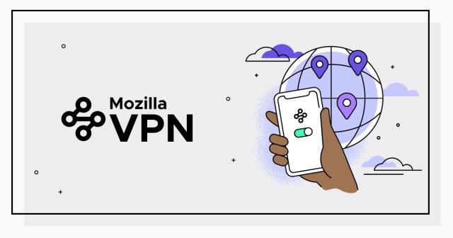 Mozilla VPN теперь доступен на Mac и Linux