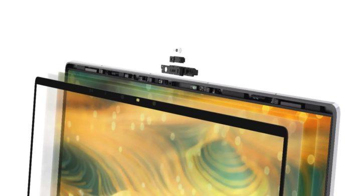 Dell представил умную створку SafeShutter для веб-камер у своих новых ноутбуков