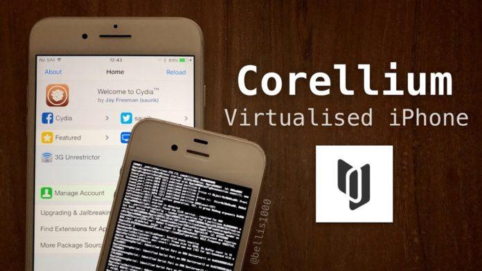 Платформа Corellium OS получила уникальную виртуализацию iOS-устройств