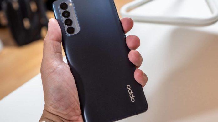 OPPO удивляет общественность улучшенными камерами в модели Reno4 5G