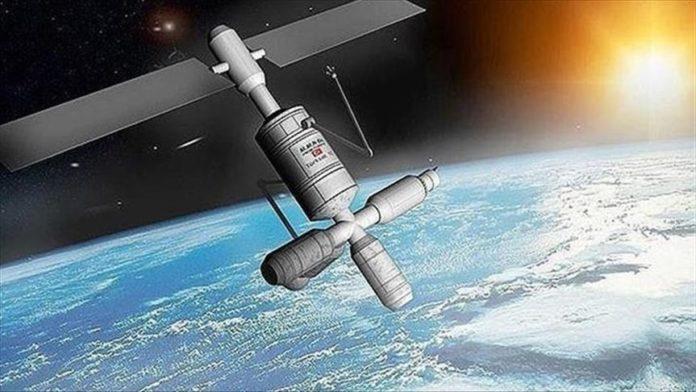 SpaceX запустила первый в этом году спутник Turksat-5