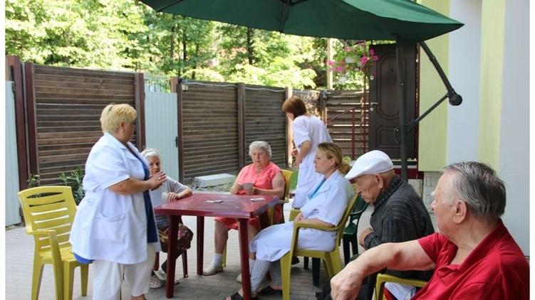 Частный дом престарелых в Сумах