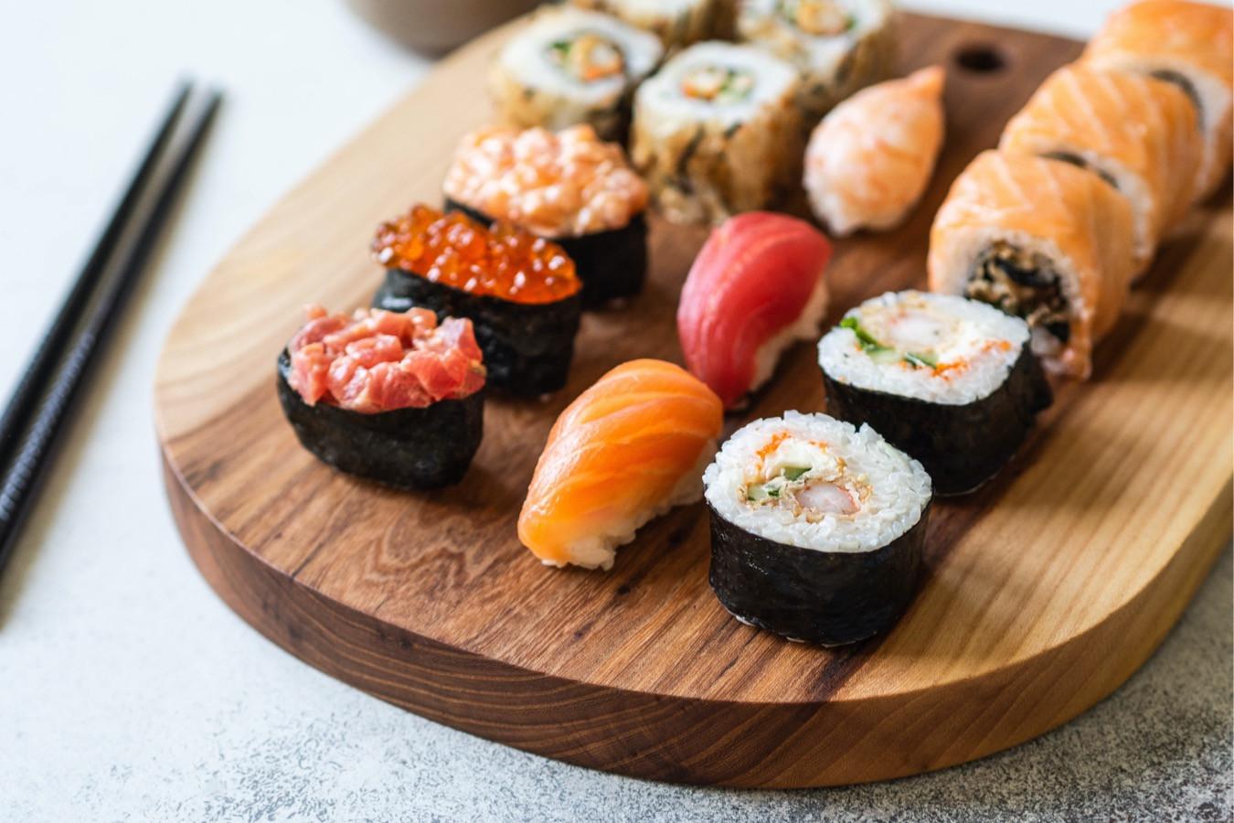 Доставка суши в Перми