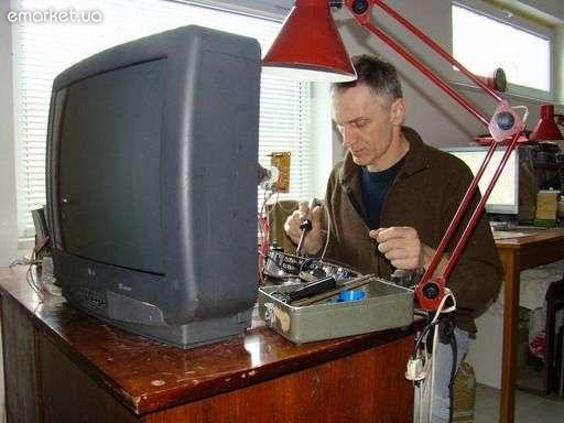 Ремонт кинескопных телевизоров своими руками