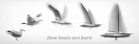 Как появились судна