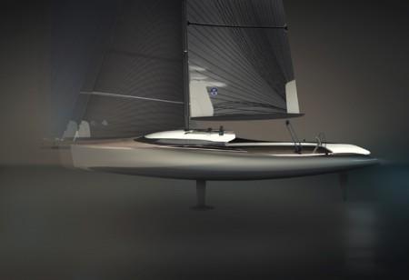 Лодка от Жульена Боше