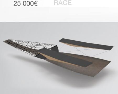 Вариация лодки Алтея 3