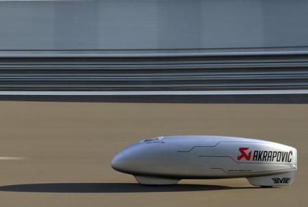 аэродинамичный велосипед