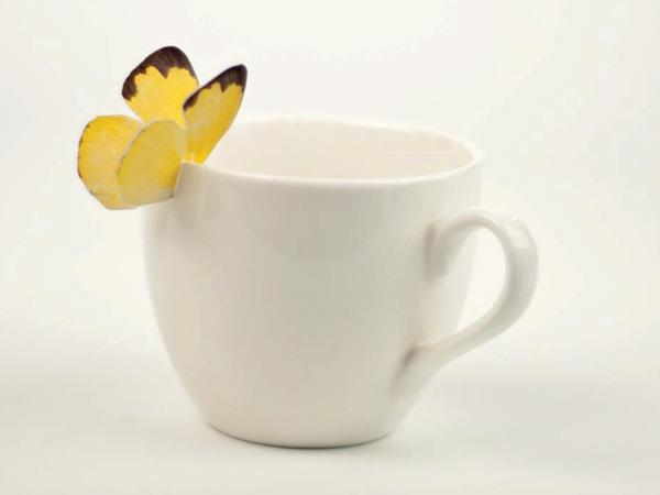 чай бабочка