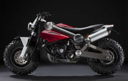 Мотоцикл Брут