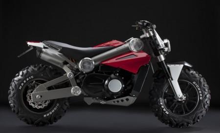 Мотоцикл - внедорожник