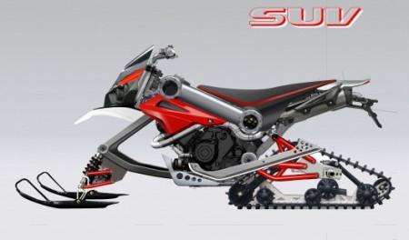 зимний комплект мотоцикла Брут