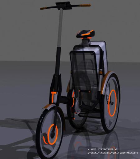 велосипед