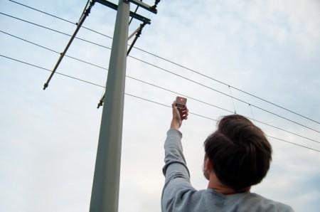 сбор электричества