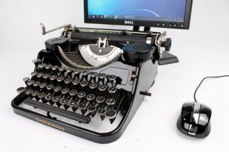печатная машинка USB